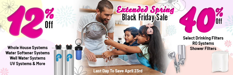 Extended Spring Black Friday Sale - 12% to 40% off - Ends April 23rd