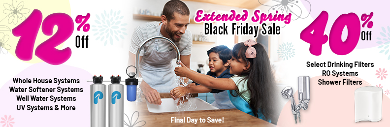 Extended Spring Black Friday Sale - 12% tp 40% off - Final day