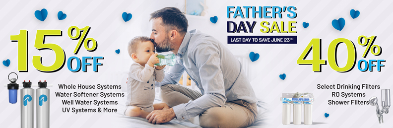 Father's Day Sale - 15% to 40% off - ends June 23rd