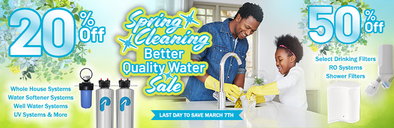 Spring Cleaning Sale - 20% to 50% off - March 7th