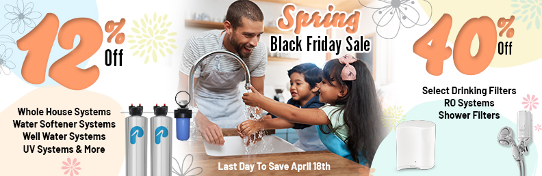 Spring Black Friday Sale - 12% to 40% off - Ends April 18th