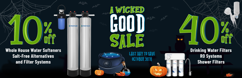 A Wicked Good Sale - get 10% to 40% off - ends October 30th