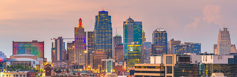 The city of Kansas City