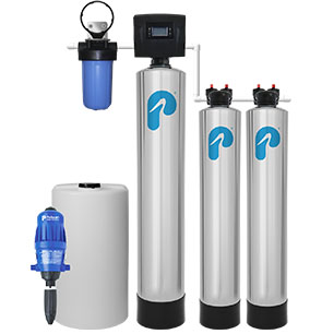 pelican whole house water filter for well water