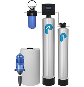 Pelican Iron & Manganese Whole House Water Filter