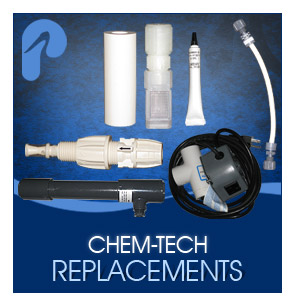 Chemical Feed Replacement Part