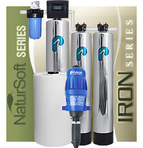 Water Softener Pelican Water Softener Combo