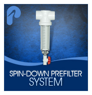 Rusco Spindown Sand Filter System
