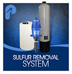 Sulfur Water Filter System