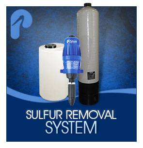 sulfur water filter removal system pelican water. Black Bedroom Furniture Sets. Home Design Ideas