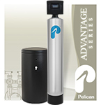 Pelican Advantage Series Salt Based Water Softeners