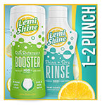 Lemi Shine 1-2 Punch