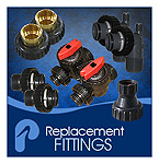 Bypass Valve and Replacement Fittings
