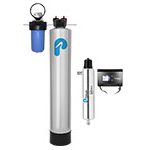 Salt Free Water Softener with Trojan UV Max