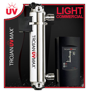 Trojan Uv Max Light Commercial Water Purification System